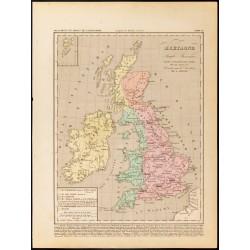 1859 - Carte de la...