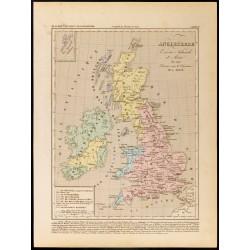 1859 - Carte des îles...
