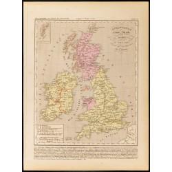 1859 - Carte de...