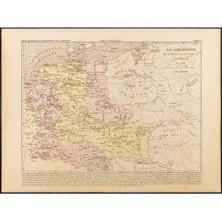 1859 - La Germanie & Empire...