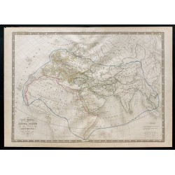 1836 - Monde connu des anciens