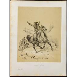 1859 - Soldat Tartare à cheval