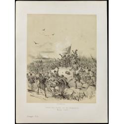1859 - Bataille de Morat -...