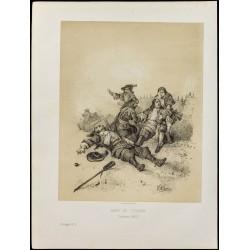 1859 - Mort de Turenne à...