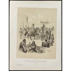 1859 - Entrevue de Henri II...