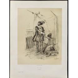1859 - Le Cid - Portrait en...