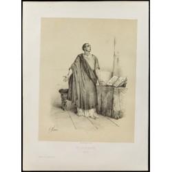 1859 - Portrait de Saint...