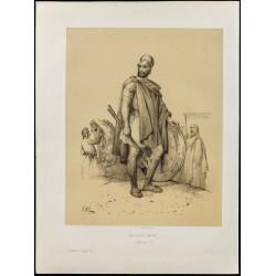 1859 - Portrait d'un soldat...