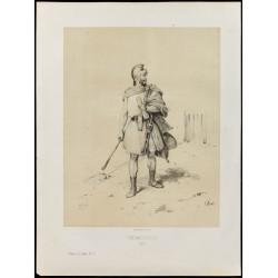 1859 - Portrait en pied de...