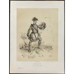 1859 - Portrait de Malcolm...