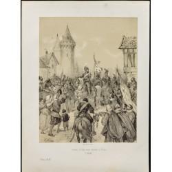 1859 - Henri IV fait son...