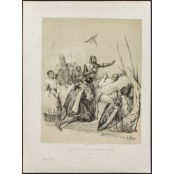 1859 - Mort de Saint Louis...