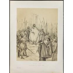 1859 - Couronnement de...