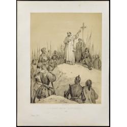 1859 - St Bernard prêche la...