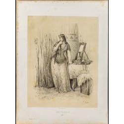 1859 - Portrait de la reine...