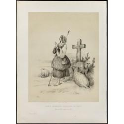 1859 - Portrait de Ste...