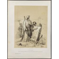 1859 - Portrait du roi...