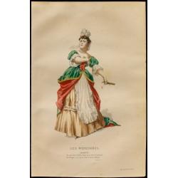 1875 - Portrait de Araminte...