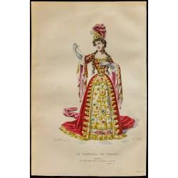 1875 - Isabelle dans le...
