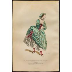 1875 - La descente...