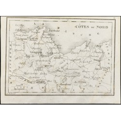 1830 - Côtes-du-Nord -...