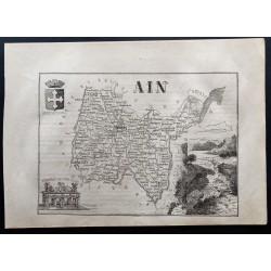1867 - Département de l'Ain