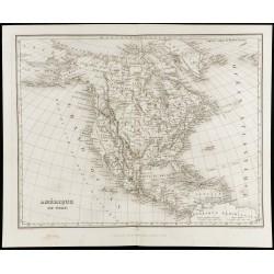 1842 - Amérique du Nord