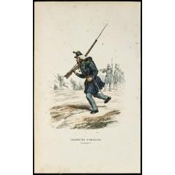 1844 - Chasseurs d'Orléans...