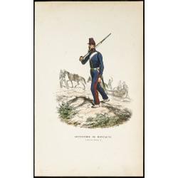 1844 - Artillerie de...
