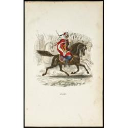 1844 - Spahis - Uniformes...