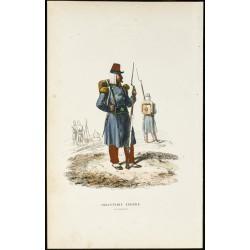 1844 - Infanterie légère -...
