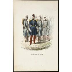 1844 - Infanterie de ligne...