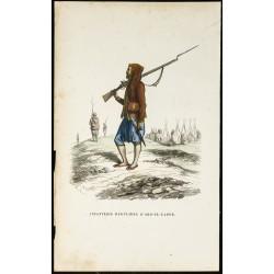 1844 - Infanterie régulière...