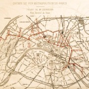 Plans de Métro