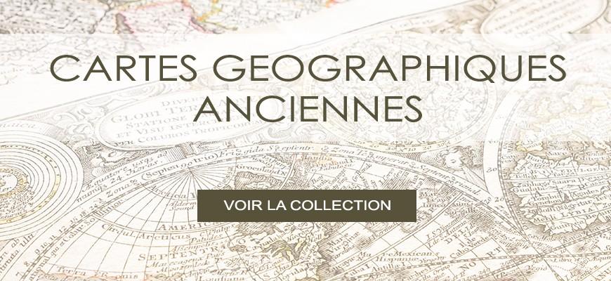 Carte Géographiques